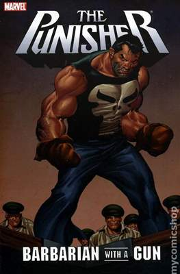 The Punisher: Barbarian With a Gun
