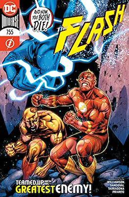 The Flash/Flash Comics (1940-1949, 1959-1985, 2020-) (Comic Book 32 pp) #755