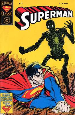 Superman Classic #1