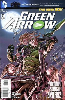 Green Arrow Vol. 5 (2011-2016) #7