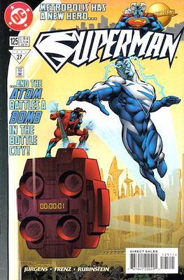 Superman Vol. 2 (1987-2006) (Comic Book) #125