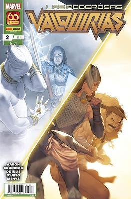 Las Poderosas Valquirias (2021-) (Grapa) #2
