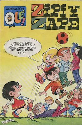 Colección Olé! 1ª etapa (Rústica 64 pp) #85