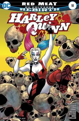 Harley Quinn Vol. 3 (2016-) (Comic book) #18