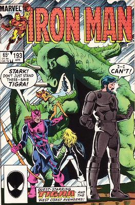 Iron Man Vol. 1 (1968-1996) (Comic book) #193