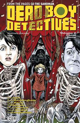 Dead Boy Detectives (2014-2015) (TPB Softcover) #2
