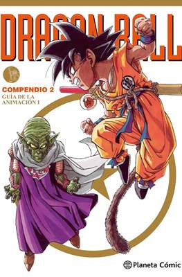 Dragon Ball Compendio (Cartoné) #2