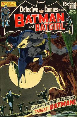 Detective Comics Vol. 1 (1937-2011; 2016-) (Comic Book) #405