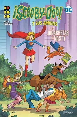 ¡Scooby-Doo! y sus amigos #9