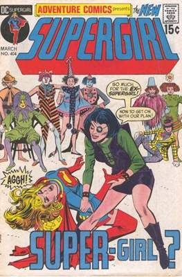 New Comics / New Adventure Comics / Adventure Comics (1935-1983; 2009-2011) (Saddle-Stitched) #404