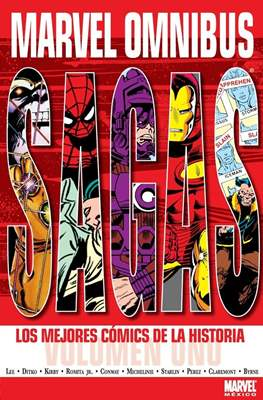 Marvel Omnibus Sagas (Rústica) #1