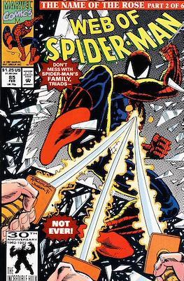 Web of Spider-Man Vol. 1 (1985-1995) (Comic-book) #85
