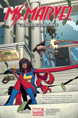Ms. Marvel (2014-...) (Softcover) #2