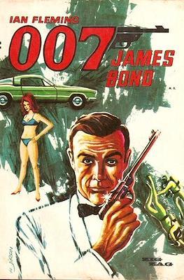 007 James Bond (Grapa) #1