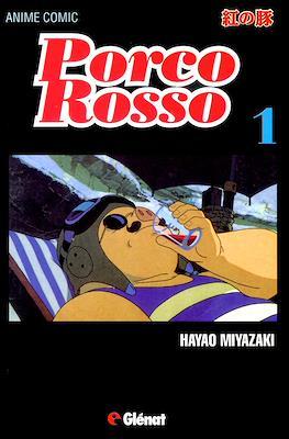 Porco Rosso. Anime comic #1