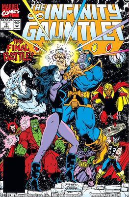 The Infinity Gauntlet (Digital) #6