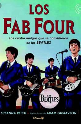 Los Fab Four (Cartoné 32 pp) #