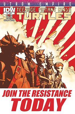 Teenage Mutant Ninja Turtles: Utrom Empire (Comic book) #3