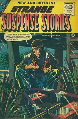 Strange Suspense Stories Vol. 2 #27