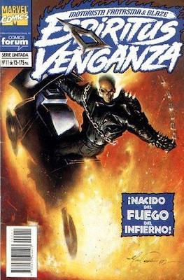 Espíritus de Venganza (1993-1994) (Grapa. 17x26. 24 páginas. Color.) #11