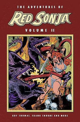 Las crónicas de Red Sonja (Cartoné 144 pp) #2