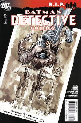 Detective Comics Vol. 1 (1937-2011; 2016-) (Comic Book) #847