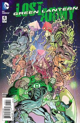 Green Lantern Lost Army (Grapa) #6