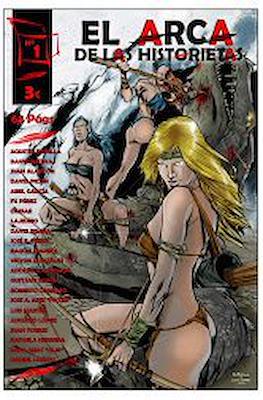 El Arca de las Historietas #1