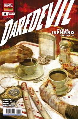 Daredevil (2019-) (Grapa) #8