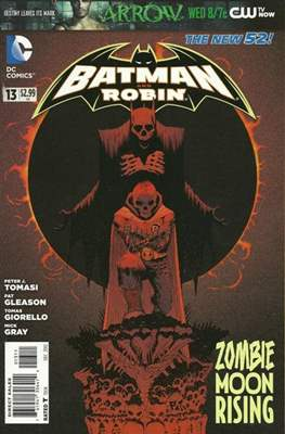 Batman and Robin Vol. 2 (2011-2015) #13