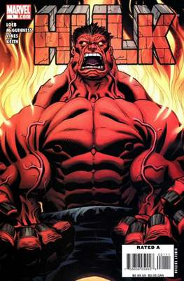 Hulk Vol. 2 (Comic Book (2008-2012)) #1