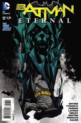 Batman Eternal (2014-2015) (Comic-Book) #17