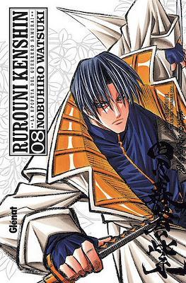 Rurouni Kenshin - La epopeya del guerrero samurai (Kanzenban) #8