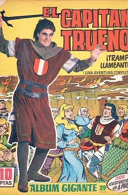 El Capitán Trueno. Album gigante #39