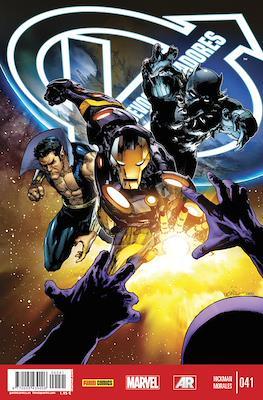 Los Nuevos Vengadores Vol. 2 (2011-2017) (Grapa, 32 páginas) #41