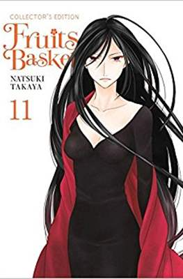 Fruits Basket Collector's Edition (Paperback) #11