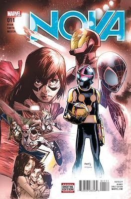 Nova Vol. 6 (Comic-Book) #11