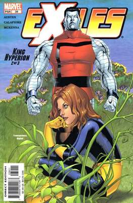 Exiles Vol 1 (Comic book) #39