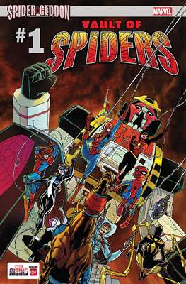 Vault Of Spiders (Comic Book) #1
