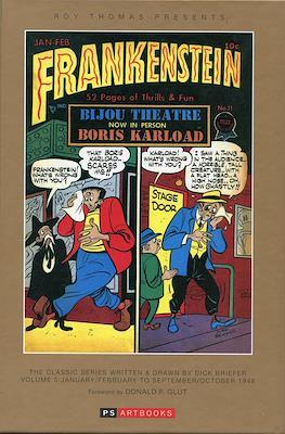 Frankenstein - Collected Works (Cartoné) #5