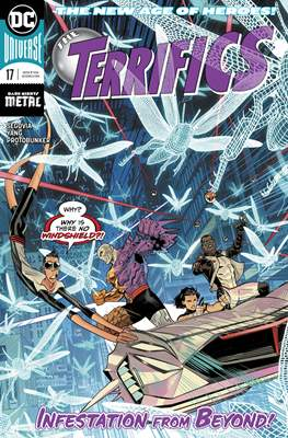 The Terrifics (2018) (Comic Book) #17