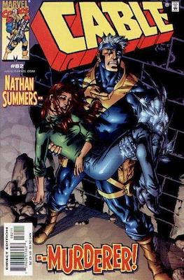 Cable Vol. 1 (1993-2002) (Comic-Book) #82