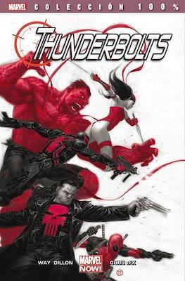 Thunderbolts. 100% Marvel