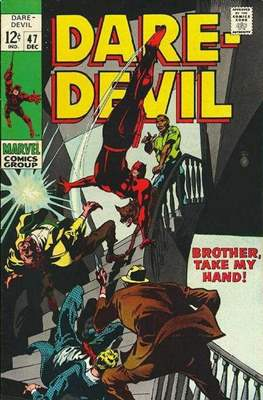 Daredevil Vol. 1 (1964-1998) (Comic Book) #47