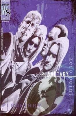 Planetary vol. 2 (2004-2005) (Grapa, 24 pp) #2