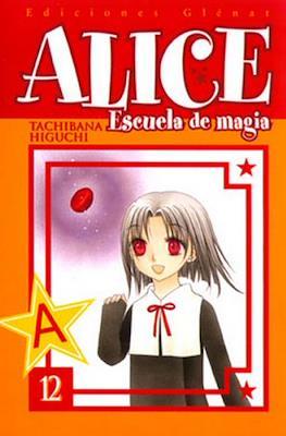 Alice. Escuela de magia (Rústica con sobrecubierta) #12