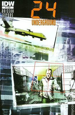 24: Underground (Comic Book) #4
