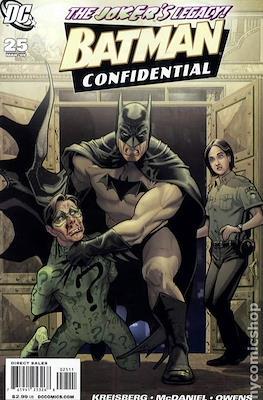 Batman Confidential (2007-2011) (Comic Book) #25