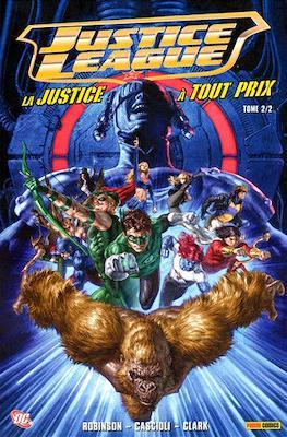Justice League. La justice à tout prix (Broché) #2