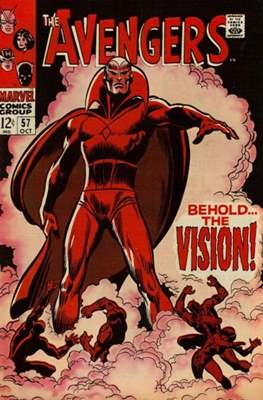 The Avengers Vol. 1 (1963-1996) (Comic Book) #57